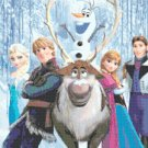 "Frozen all characters - 35.43"" x 22.14"" - Cross Stitch Pattern Pdf C132"