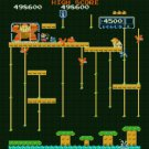 "Mario and kong - 18.57"" x 17.71"" - Cross Stitch Pattern Pdf C842"