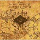 "marauder's map Harry Potter - 15.71"" x 11.14"" - Cross Stitch Pattern Pdf C1320"
