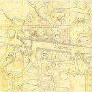 "big complete marauder's map Harry Potter - 95.64"" x 20.50"" - Cross Stitch Pattern Pdf C1333"