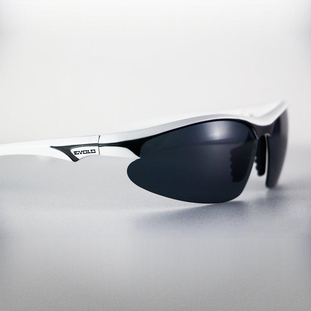 Evolo Carbon Fiber Goggles - White