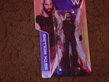 WWE Basic Series 44 Seth Rollins (Very Hot)