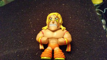 WWE Ultimate Warrior Mini Figure