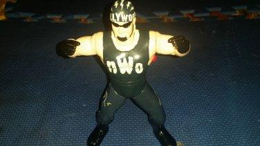 """7"""" WCW Hollywood Hulk Hogan"""