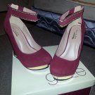 lady's red heel
