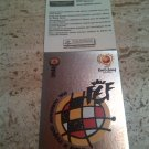 Panini EURO 2004 Number 70 Spain Espana España Foil Sticker Mint