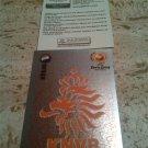 Panini EURO 2004 Number 317 Holland Nederland Foil Sticker Mint