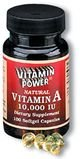 Vitamin A 10,000 IU Softgel Capsules