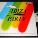 Ibiza Party LP .. Tracy Spencer, Taffy, Sabrina , Ma-Ma, P4F & More.. *RARE*