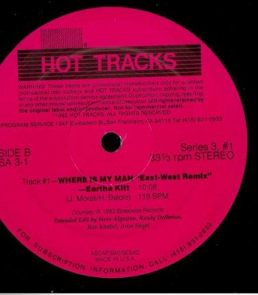 Hot Tracks / Eartha Kitt,Pointer Sisters, Sport ....NICE!