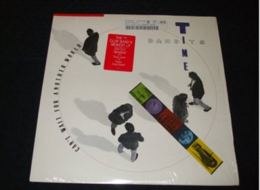 TIME BANDITS LP ~ CANT WAIT FOR ANOTHER WORLD