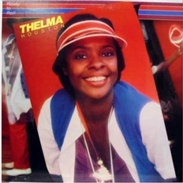SEALED Thelma Houston - Ready to roll LP w/ promo stamp Never Played