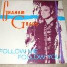 "Graham Grace - Follow Me Follow You 12"" Sealed ***NEW***"