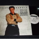 "Stefan Dennis ~ Don't It Make You Feel Good 12"" / MINT / Rare"
