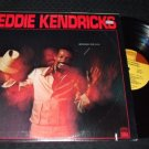 Eddie Kendricks ~ Boogie Down LP NICE/ MINT