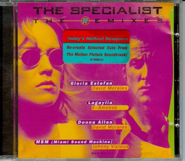 THE SPECIALIST ~ THE REMIXES   MINT/USDED