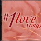 #1 Love Songs ~ Various Artist… MINT/New