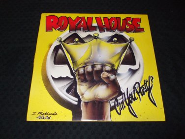 ROYAL HOUSE ~ CAN YOU PARTY? LP VARIOUS ARTIST MINT/ TODD TERRY VERY RARE