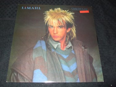"""LIMAHL ~ ONLY FOR LOVE 12"""" MINT/NEW/ NEVER PLAYED"""