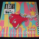 "ABC ~ HOW TO BE A ZILLIONAIRE 12"" RARE MIXES/ MINT/ NEW"