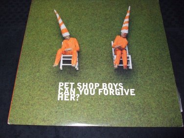 "PET SHOP BOYS ~ CAN YOU FORGIVE HERE? 12"" MINT/ HARD TO FIND"