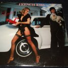 FRENCH KISS ~ PANIC! LP / RARE/ MINT/ PROMO ( SIMON SOUSSAN)