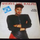 "SHERYL LEE RALPH ~ IN THE EVENING (BEAT BOX REMIX) 12"" RARE/ NEAR MINT"