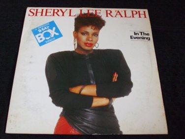 "SHERYL LEE RALPH ~ IN THE EVENING (BEAT BOX REMIX) 12"" RARE/ NEAR MINT"