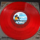 """SIMONE ~ RED LIGHT SPELLS DANGER 12"""" / RED VINYL / MINT/ RARE"""