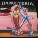 DANCETERIA ~ VARIOUS ARTIST LP MIXED BY: FABER CUCCHETTI MINT/ NEVER PLAYED SUPER RARE