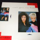 "PEPSI & SHIRLIE ~ CAN'T GIVE ME LOVE 12"" RARE/LIKE NEW/ NEVER PLAYED"