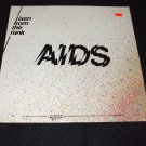 "RISEN FROM THE RANK ~ AIDS 12"" MINT / LIKE NEW/ NEVER PLAYED / VERY RARE"