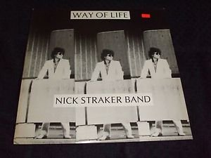 "NICK STRAKER BAND ~ WAY OF LIFE 12"" MINT/NEVER PLAYED/LIKE NEW"