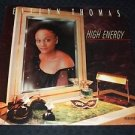 EVELYN THOMAS ~ HIGH ENERGY LP MINT / LIKE NEW / NEVER PLAYED /RARE