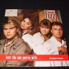 "BUCKS FIZZ ~ LOVE THE ON YOU'RE WITH 12""  NEAR MINT/ USED/ IMPORT/ VERY RARE"