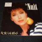 "ROSE LAURENS ~ LA NUIT  12""  MINT /  VERY RARE"