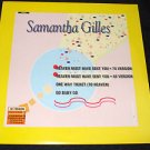 "SAMANTHA GILLES ~ HEAVEN MUST HAVE SENT  YOU  12""  MINT/ NEVER PLAYED/ RARE"