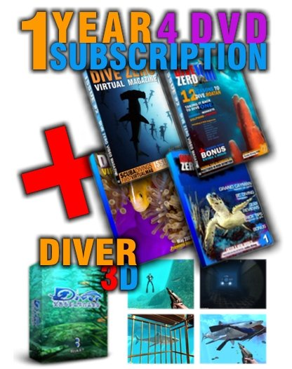 DVD Mag Subscription