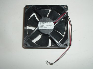 Nidec D08K-24PU Cooling Fan DC 24V 0.13A 80x80x25mm
