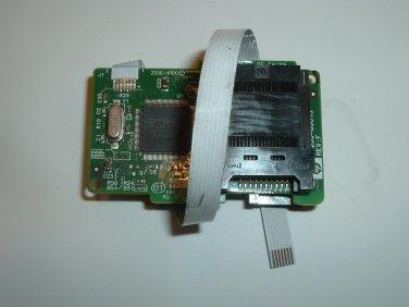 OEM HP Media Card Reader Slot Board Assembly CC200-80013