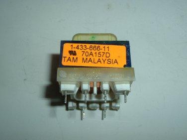 Sony Power Transformer 1-433-666-11 for CD Changer