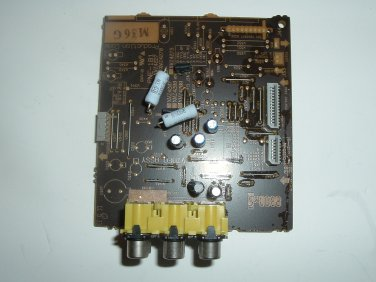 Pioneer Video Assembly XWZ4207 for A/V Receiver