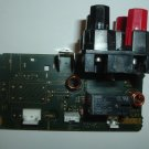Sony Speaker Terminal Board 1-861-059-11 for A/V Receiver