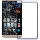 Huawei Ascend Mate7 Front Screen Cover Plate / Outer Glass Lens(White)