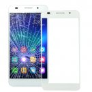 Huawei Honor 6 Front Screen Outer Glass Lens(White)