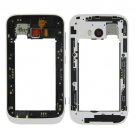 Middle Frame Bezel Replacement for Nokia Lumia 822(White)