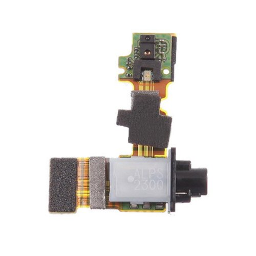 Earphone Jack + Light Sensor Flex Cable for Sony Xperia Z2 / L50w / D6503 / D6502 / D6543