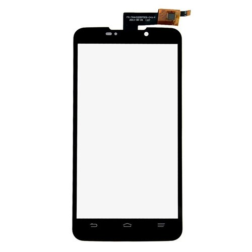 Touch Screen Panel Replacement for ZTE Grande Memo / N5 / U5 / N9520(Black)