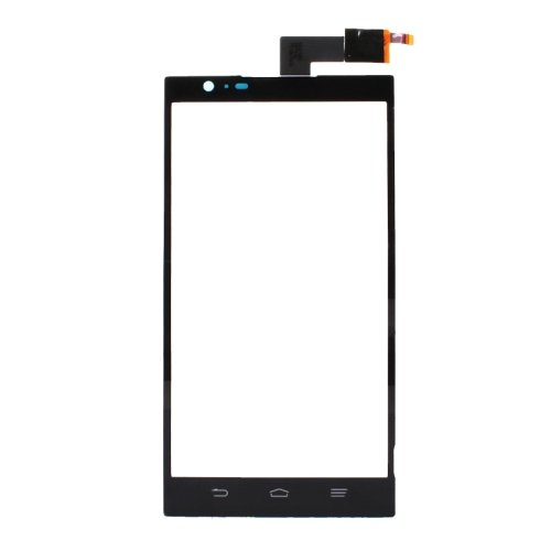 Touch Screen Panel Replacement for ZTE ZMAX Z970(Black)
