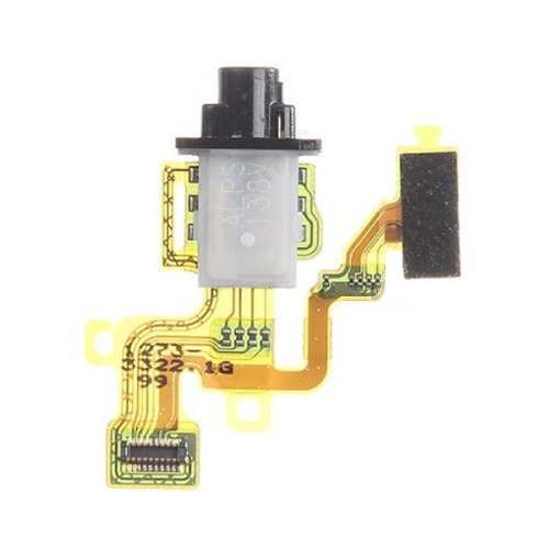 Earphone Jack + Light Sensor Flex Cable for Sony Xperia Z1 Compact / Z1 Mini / D5503